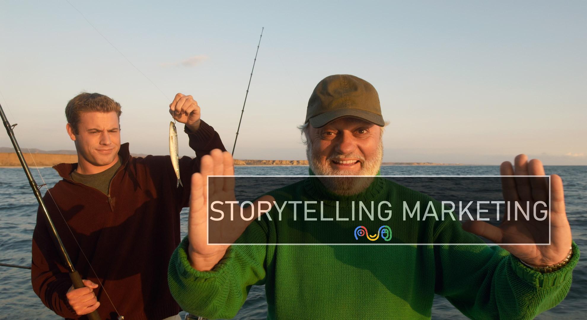 strorytelling a marketing szövegíró egyik jó eszköze a brand tartalomhoz