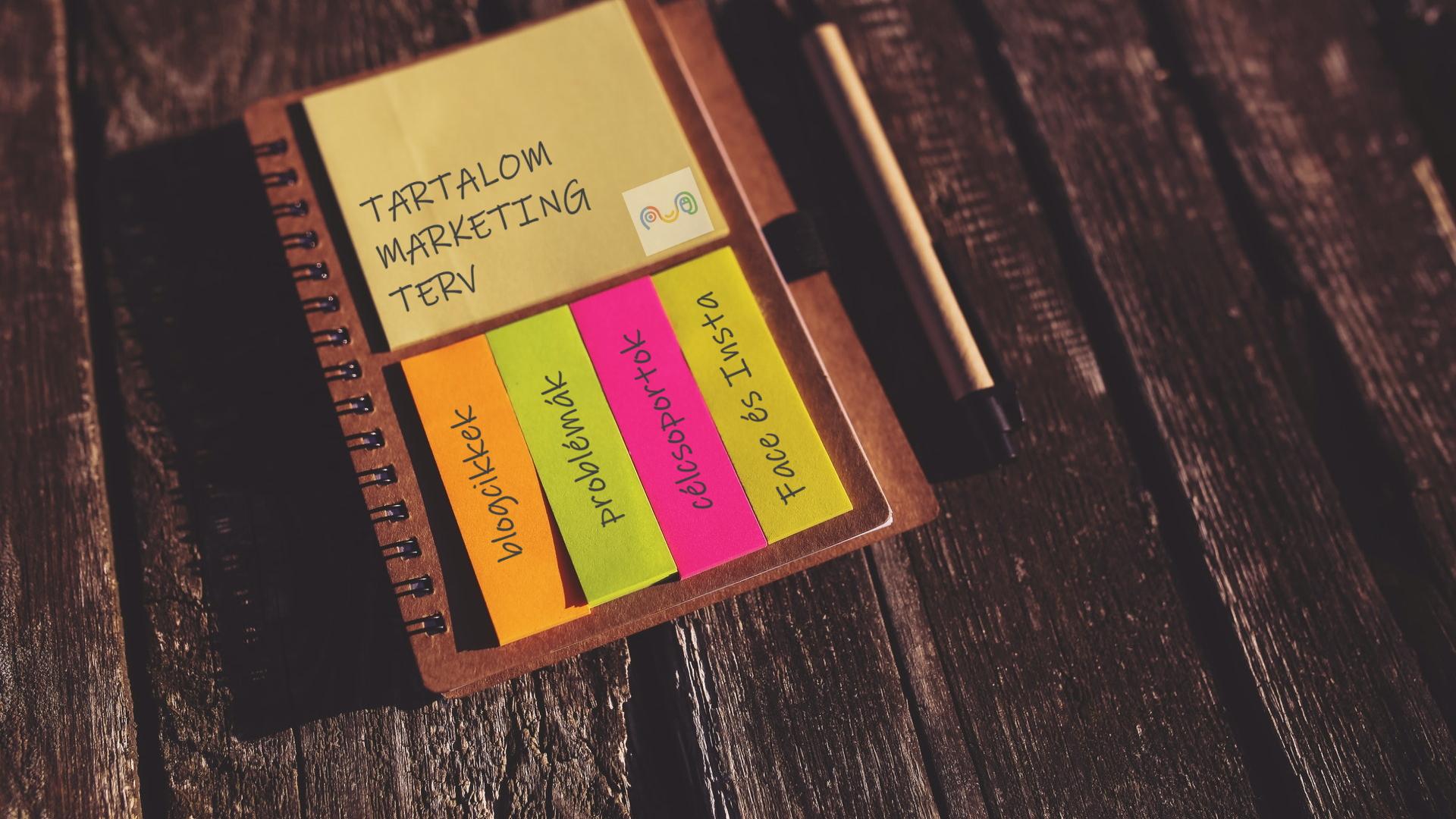 Tartalommarketing stratégia, szövegírás, cikkírás célcsoportra