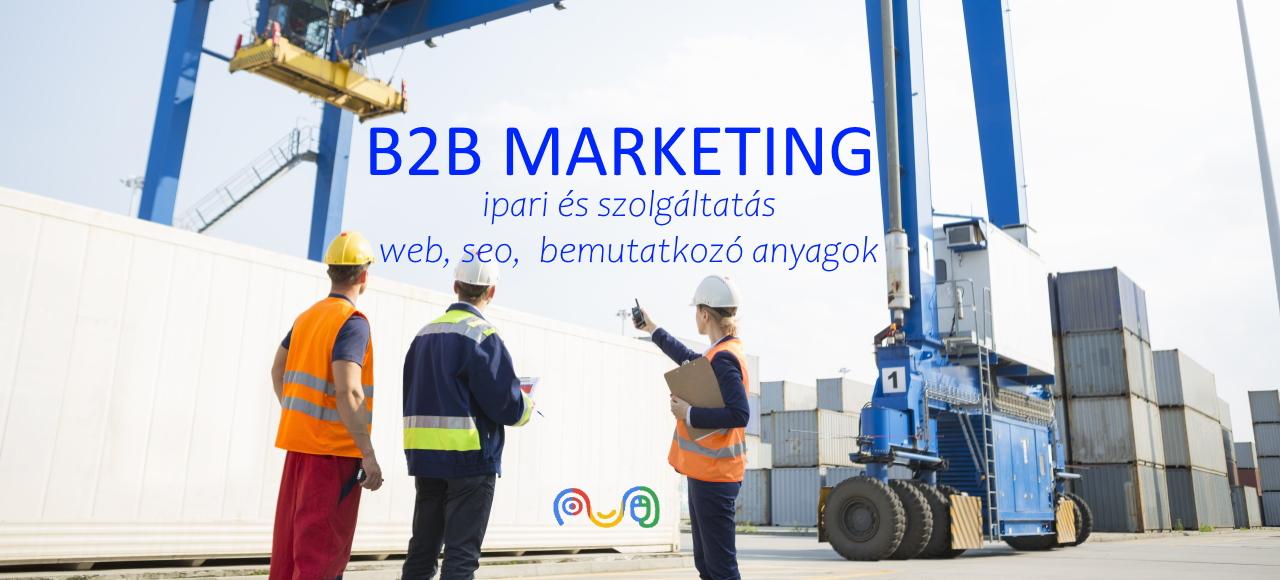Szövegírás céges célcsoportra, B2B marketing kampányokm referenciákkal
